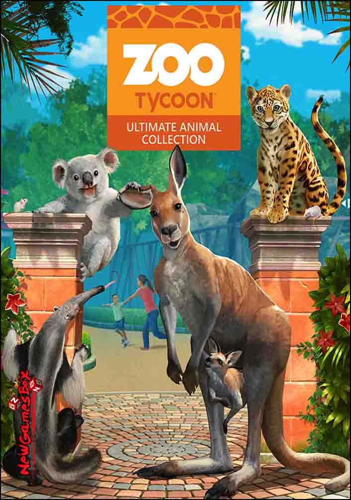 Zoo Tycoon Ultimate Animal Collection Free Download Setup
