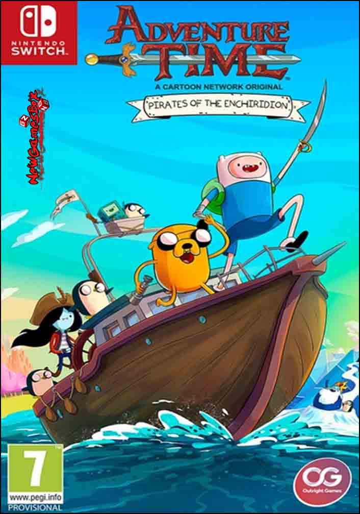 Adventure Time Pirates Of The Enchiridion Free Download