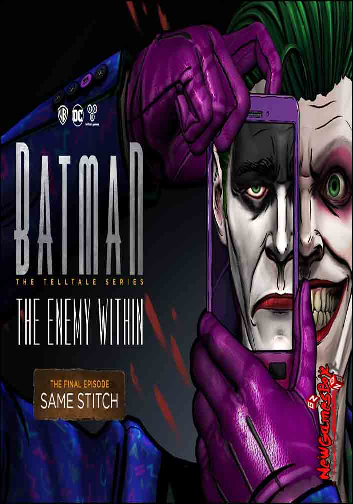 Batman The Enemy Within Episode Five Free Download