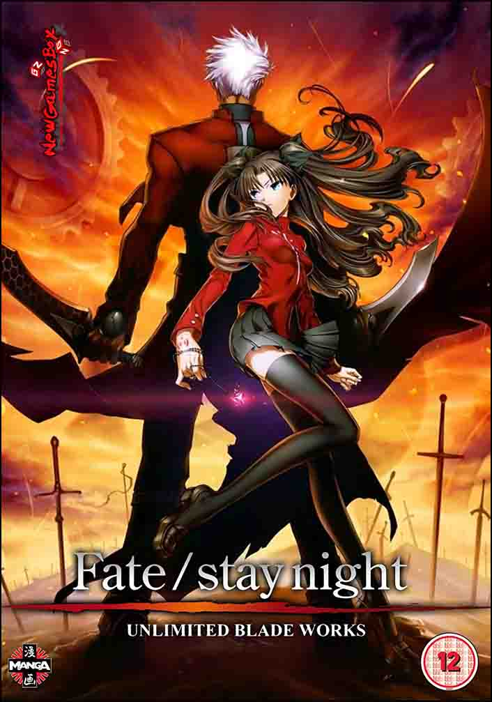 fate stay night pc free download