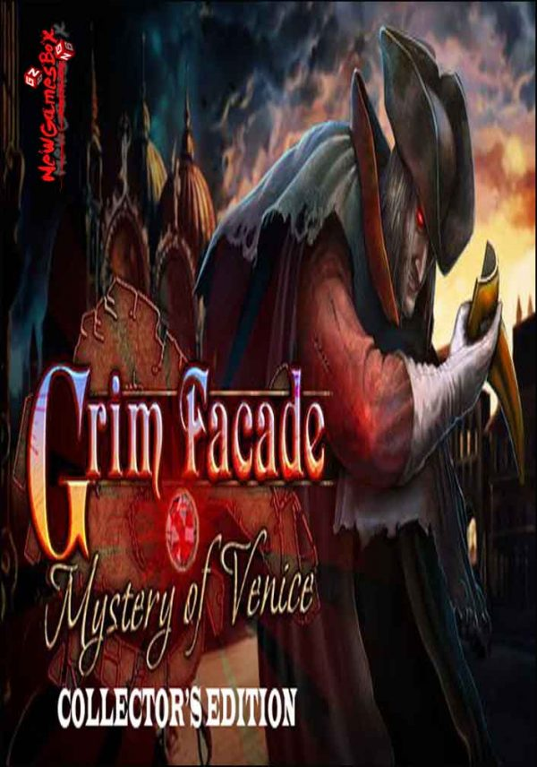 Grim Facade Mystery Of Venice Free Download
