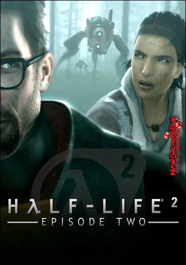 Half Life 2 Episode Two Free Download Full PC Game Setup