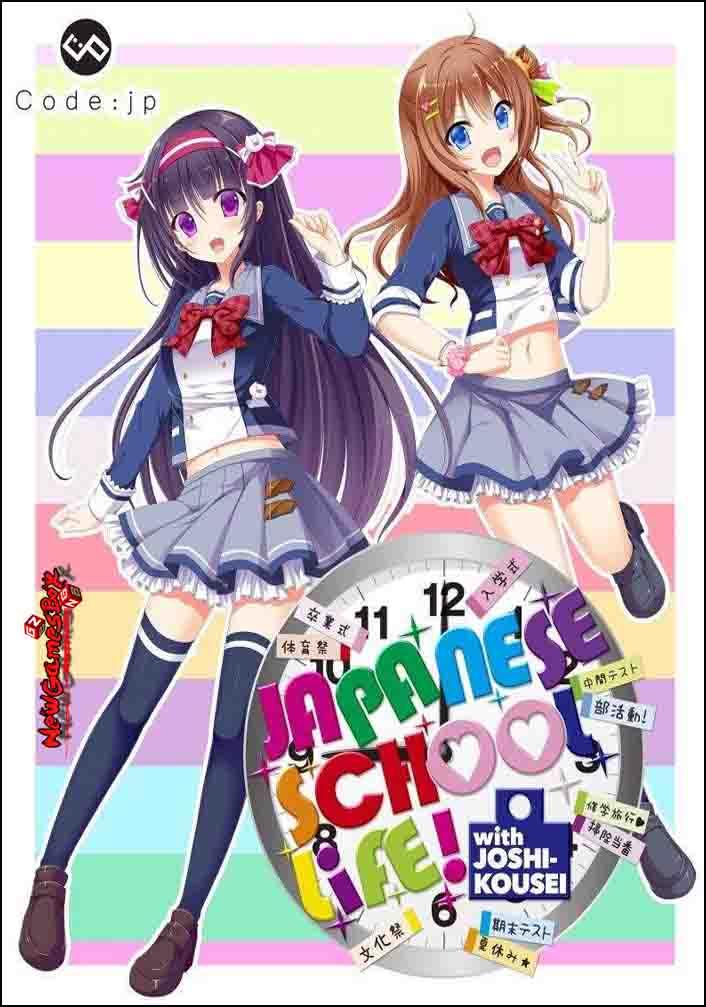 Japanese School Life Free Download