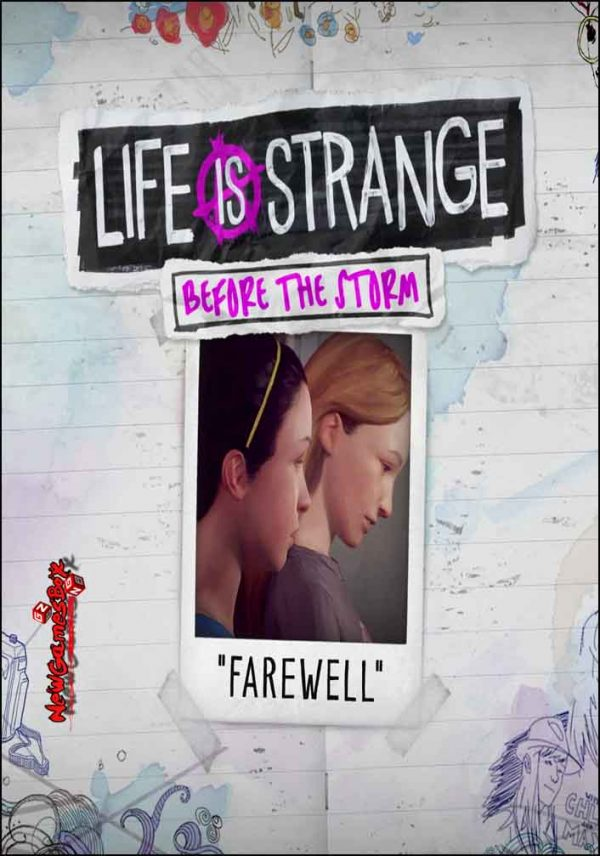 Life Is Strange Before The Storm Farewell Free Download