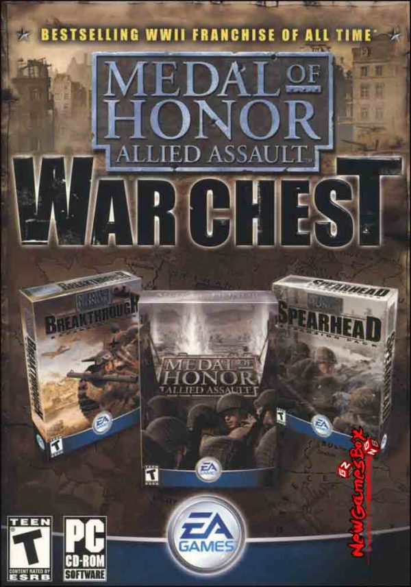 Medal Of Honor Allied Assault War Chest Free Download