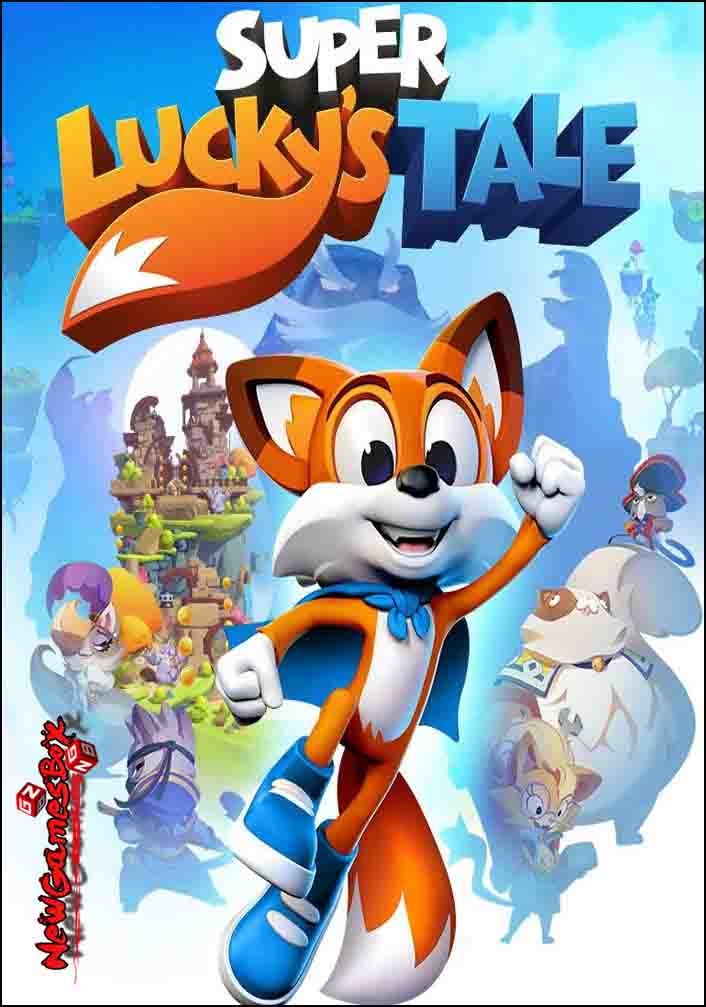 Super Luckys Tale Free Download