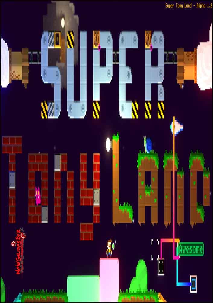 Super Tony Land Free Download
