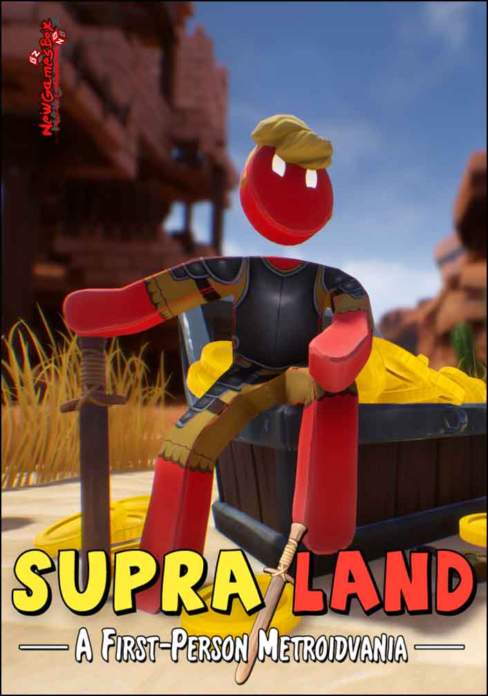 Supraland Free Download