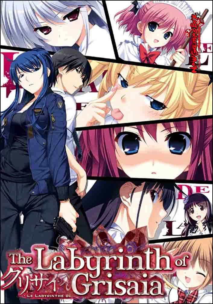 The Labyrinth Of Grisaia Free Download