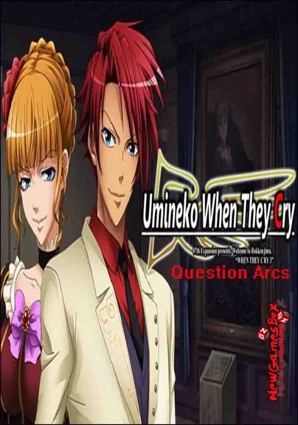 Umineko When They Cry Question Arcs Free Download