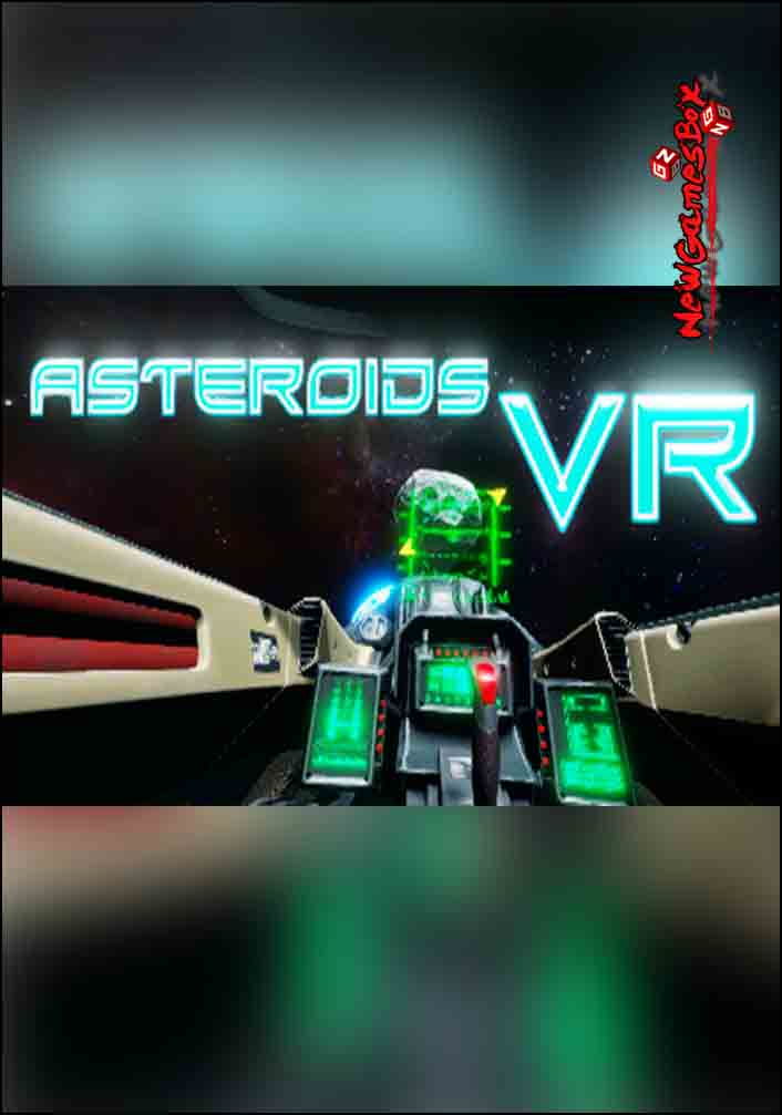 Asteroids VR Free Download