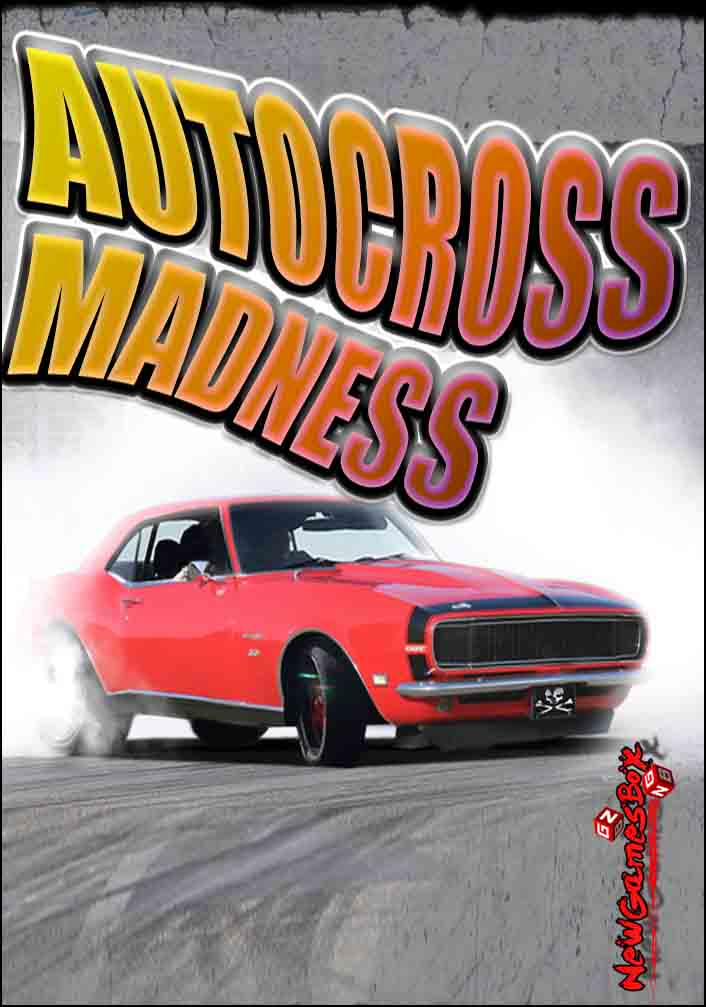 Autocross Madness Free Download