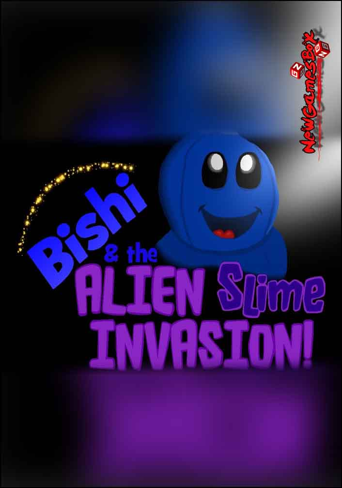 Bishi and the Alien Slime Invasion Free Download
