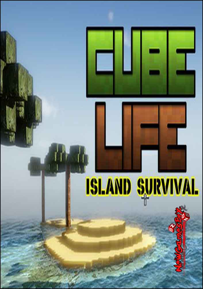 Cube Life Island Survival Free Download