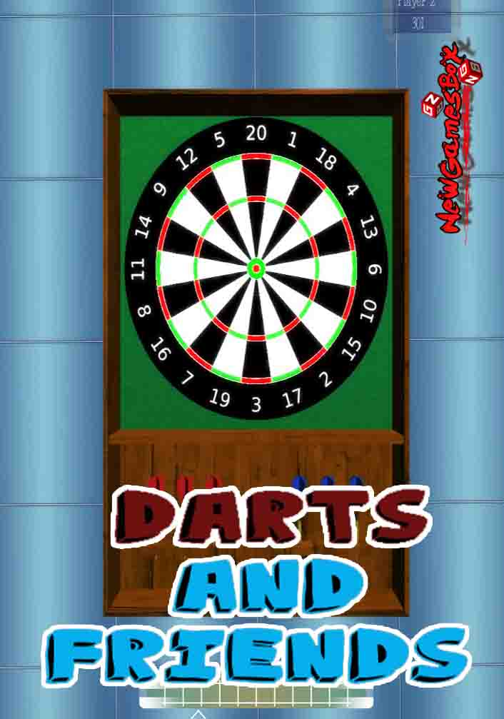 Darts And Friends Free Download