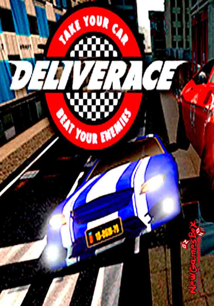 Deliverace Free Download