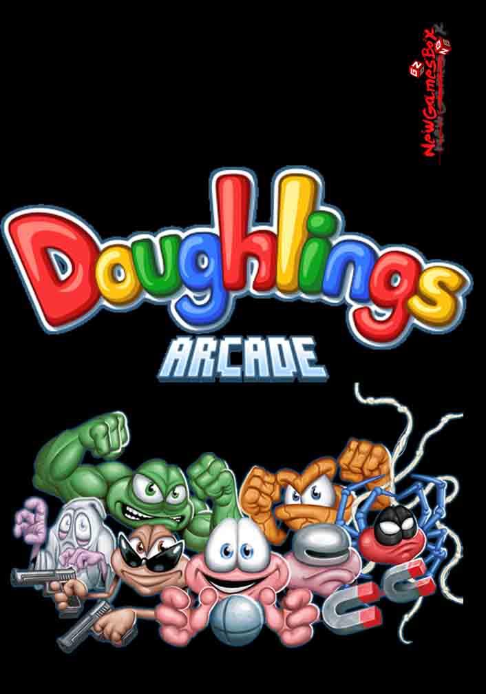 Doughlings Arcade Free Download