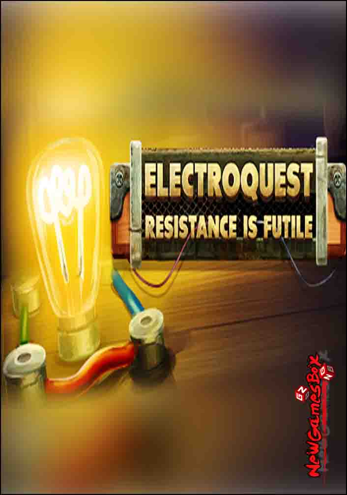 Electroquest Resistance is Futile Free Download