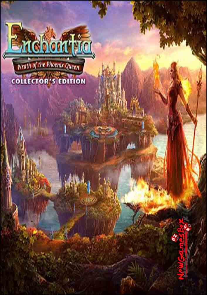 Enchantia Wrath Of The Phoenix Queen Free Download
