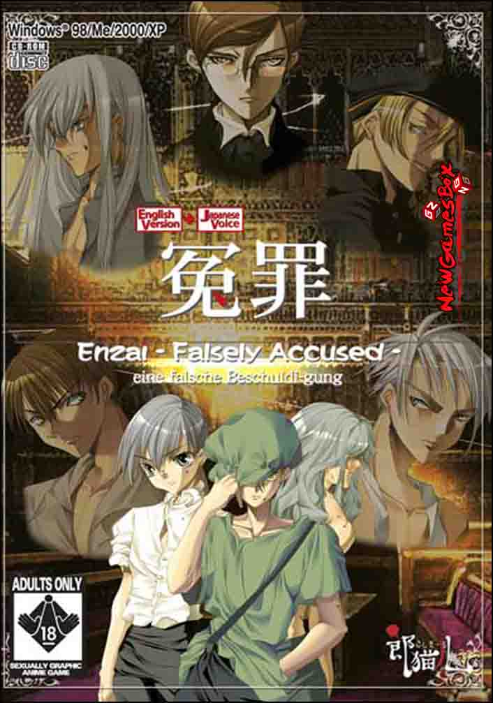 Enzai Falsely Accused Free Download
