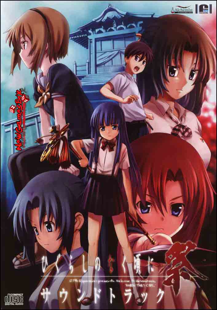 Higurashi no Naku Koro ni Free Download
