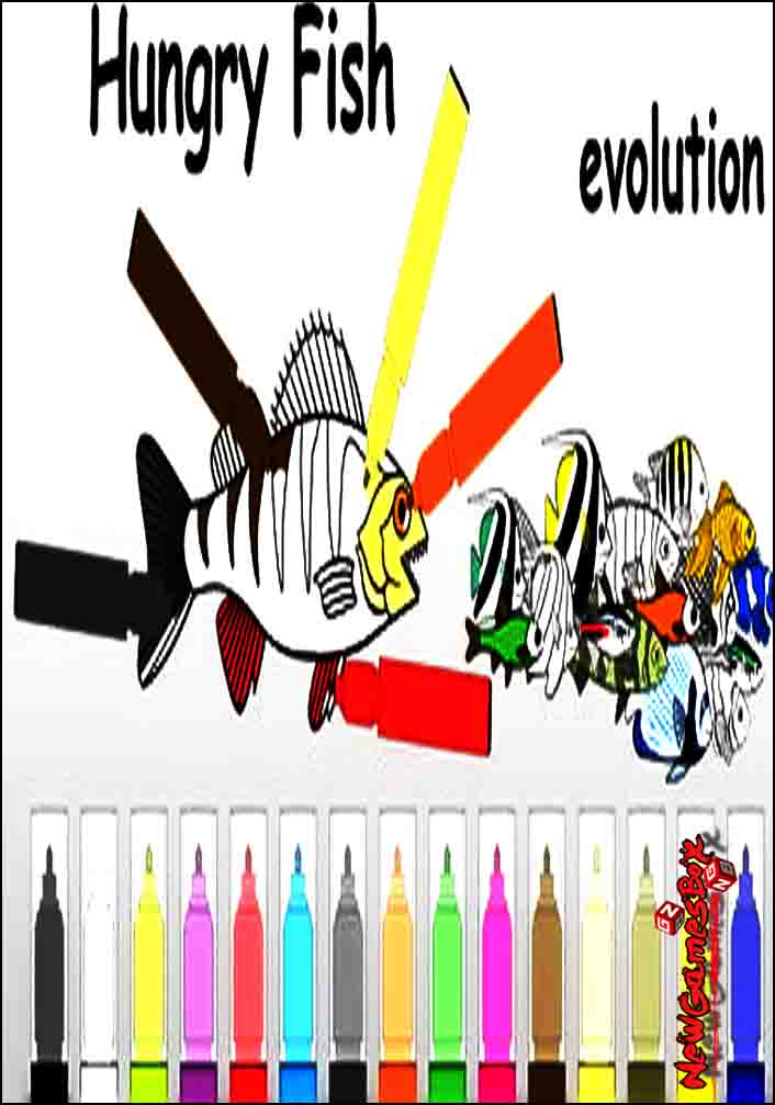 Hungry fish evolution free download full version pc game setup for Fish evolution game
