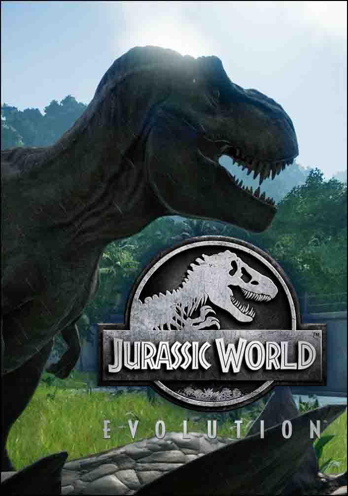 jurassic world evolution crack only