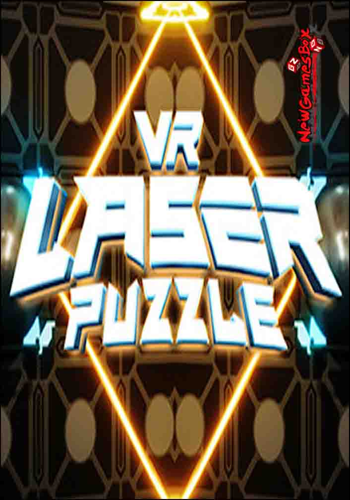 Laser Puzzle In VR Free Download