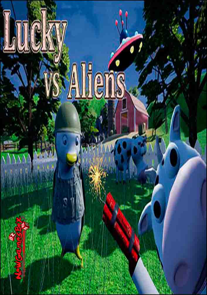 Lucky VS Aliens Free Download