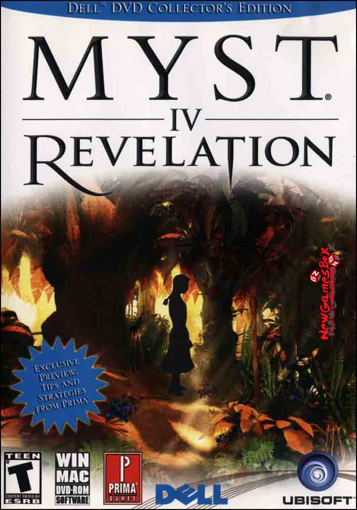 Myst IV Revelation Free Download