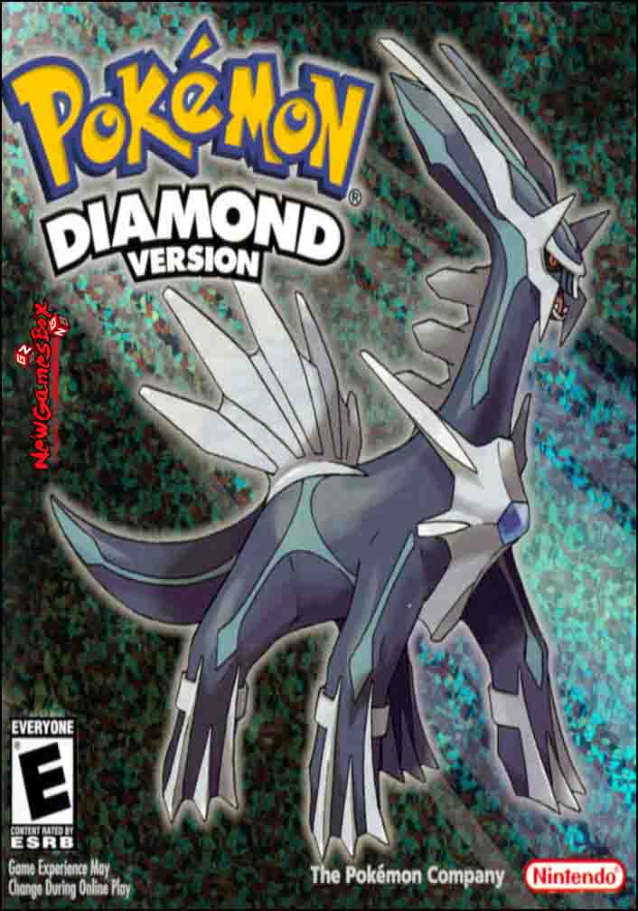 Pokemon diamond and pearl gba download coolrom.