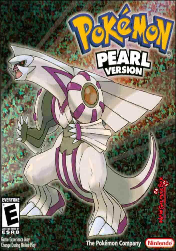 Pokemon Pearl Free Download