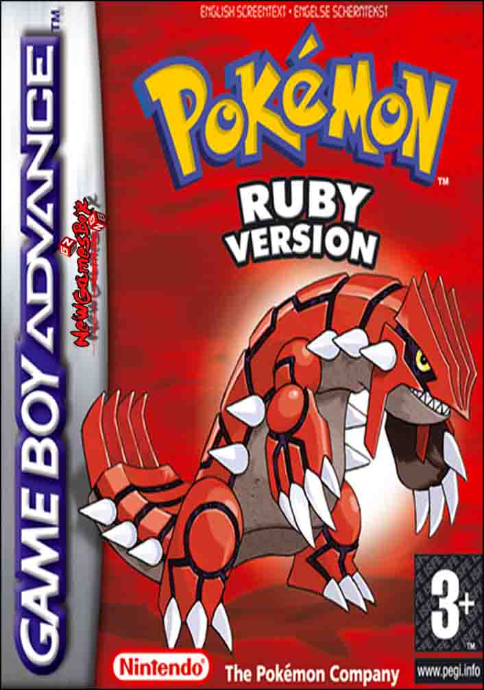 pokemon red download for pc