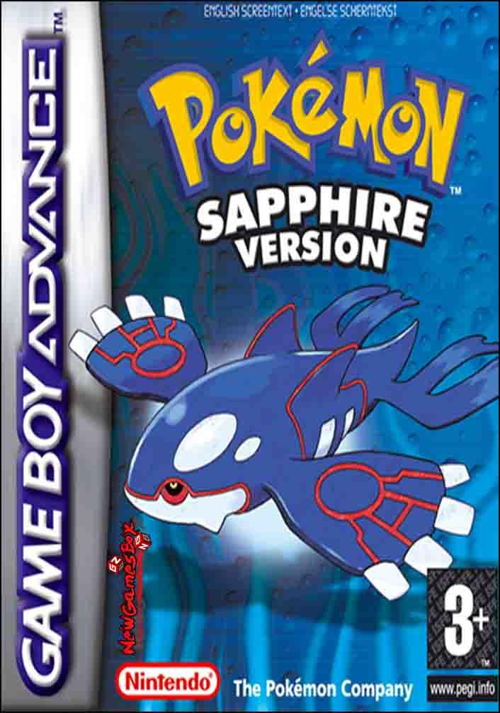 Pokemon Sapphire Free Download
