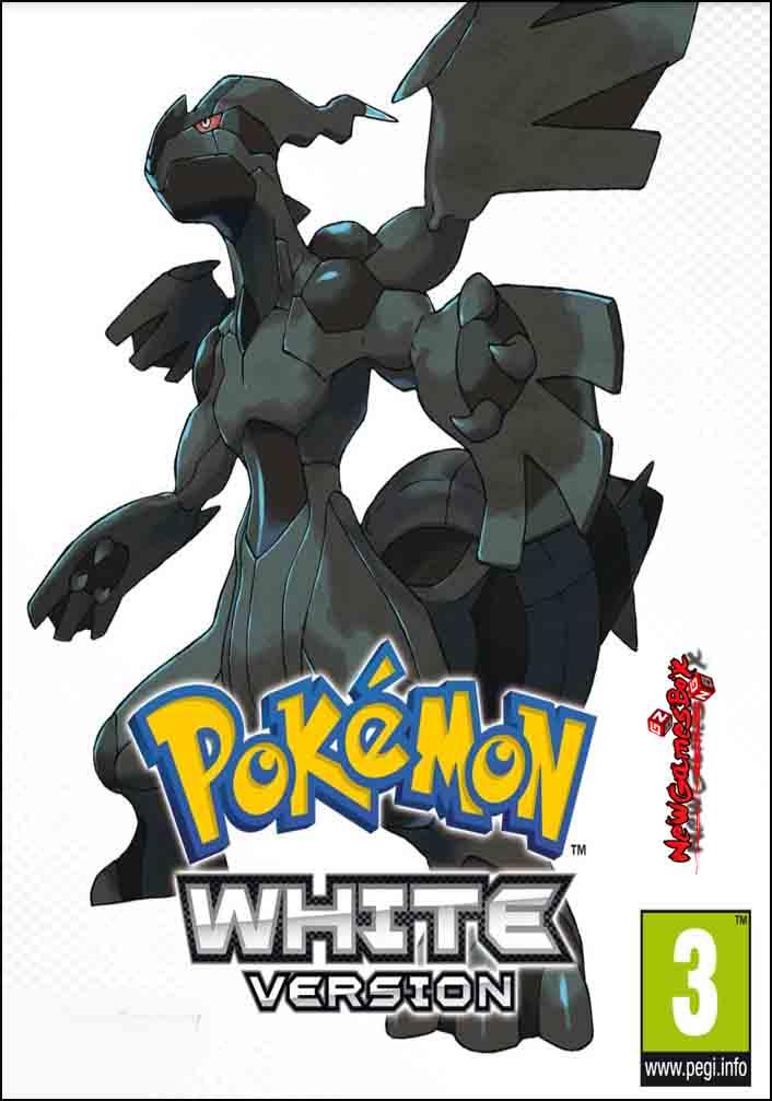 Pokemon White Version Download Free Full PC Game Setup