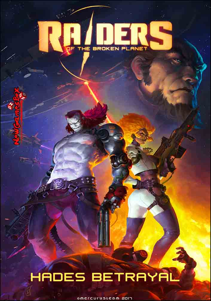 Raiders Of The Broken Planet Hades Betrayal Free Download