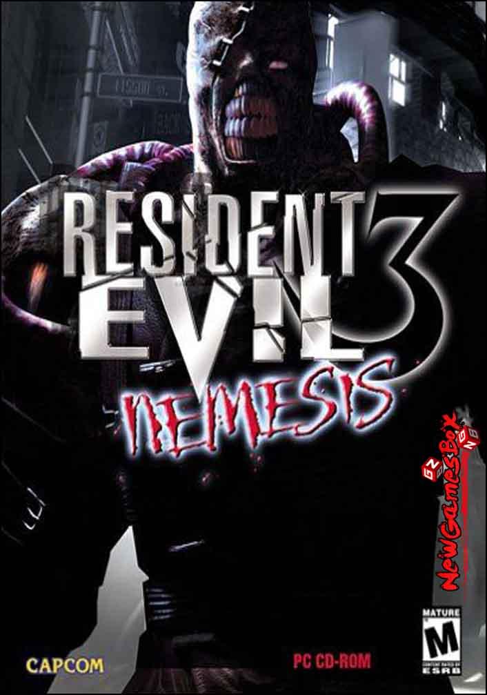 Resident Evil 3 Nemesis Download Free