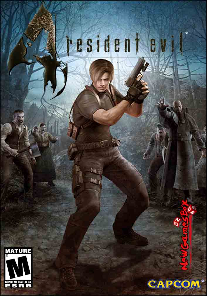 resident evil 4 pc download iso
