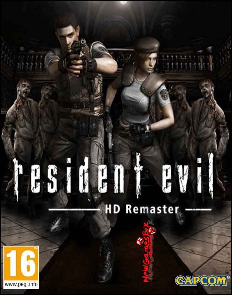 Resident Evil HD Remaster Download Free Full PC Game