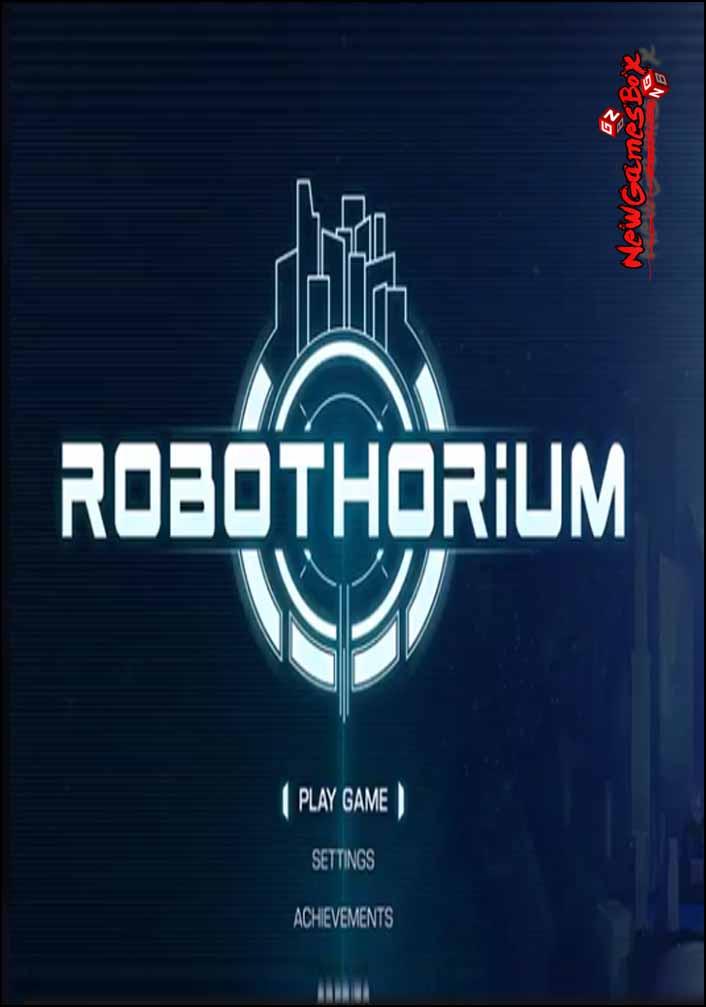Robothorium Rogue-Like RPG Free Download