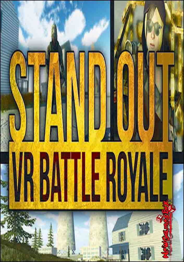 STAND OUT VR Battle Royale Free Download