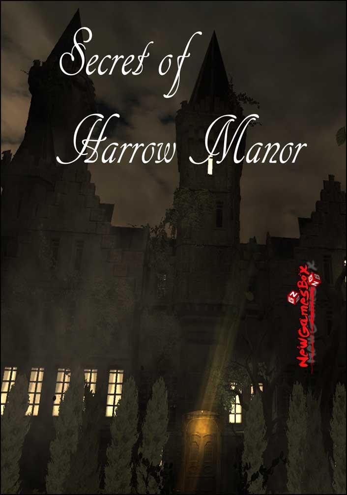 Secret of Harrow Manor Free Download