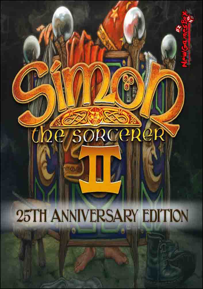 Simon The Sorcerer 2 25th Anniversary Edition Free Download