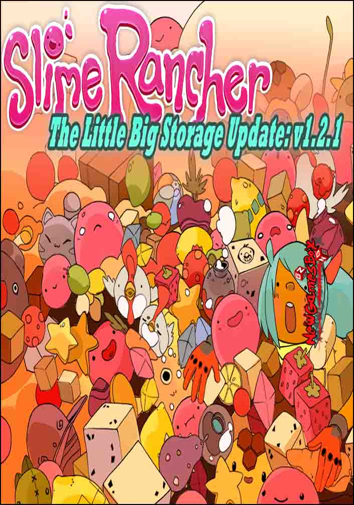 Slime Rancher The Little Big Storage Free Download