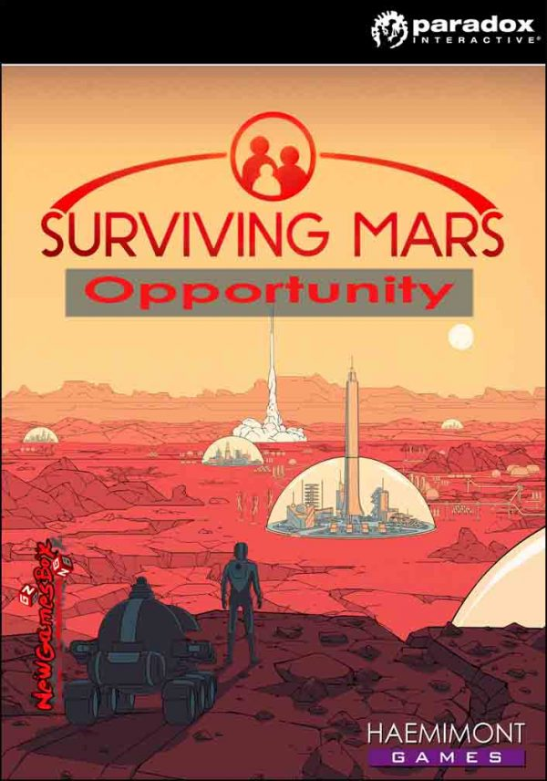 Surviving Mars Opportunity Free Download