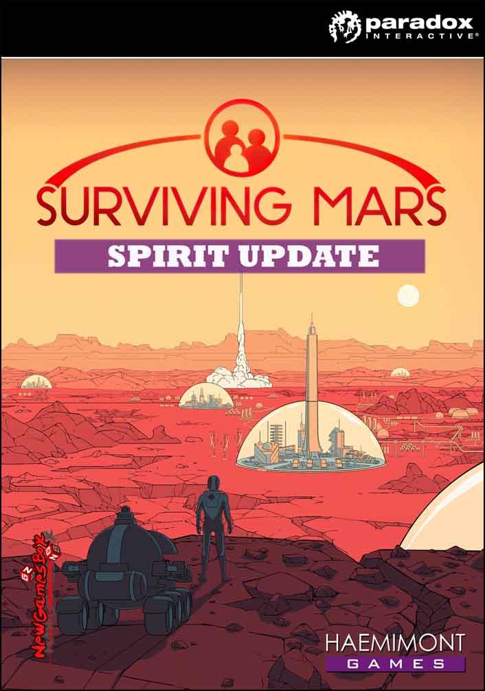 Surviving Mars Spirit Update Free Download