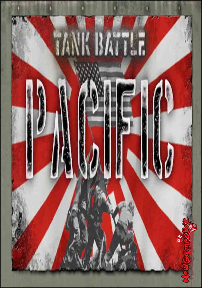 Tank Battle Pacific Free Download