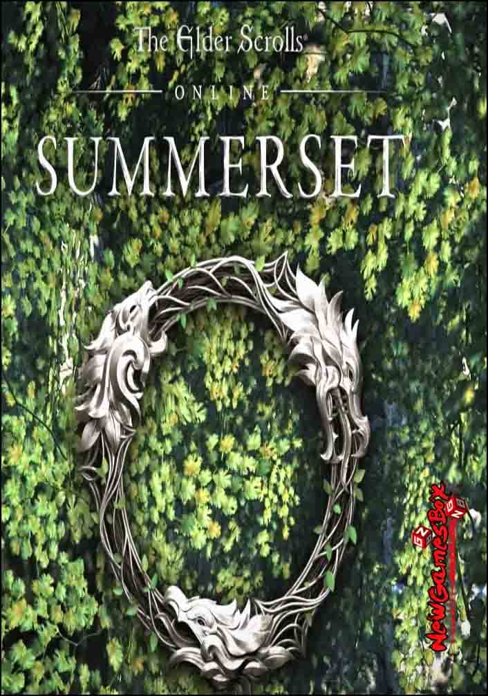 The Elder Scrolls Online Summerset Free Download