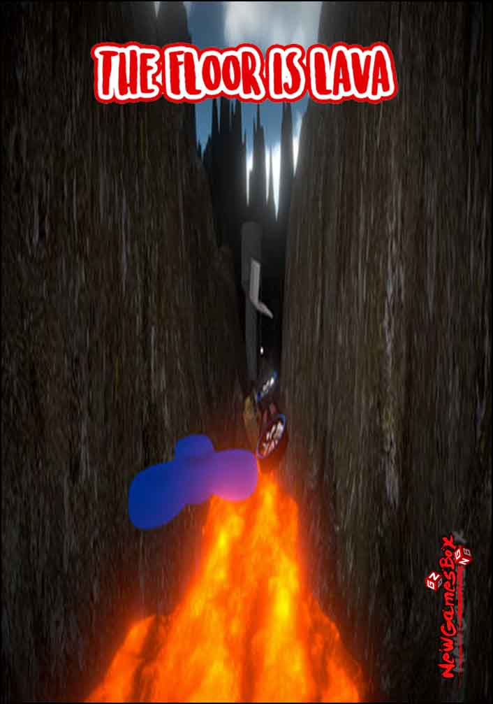 The Floor Is Lava Free Download