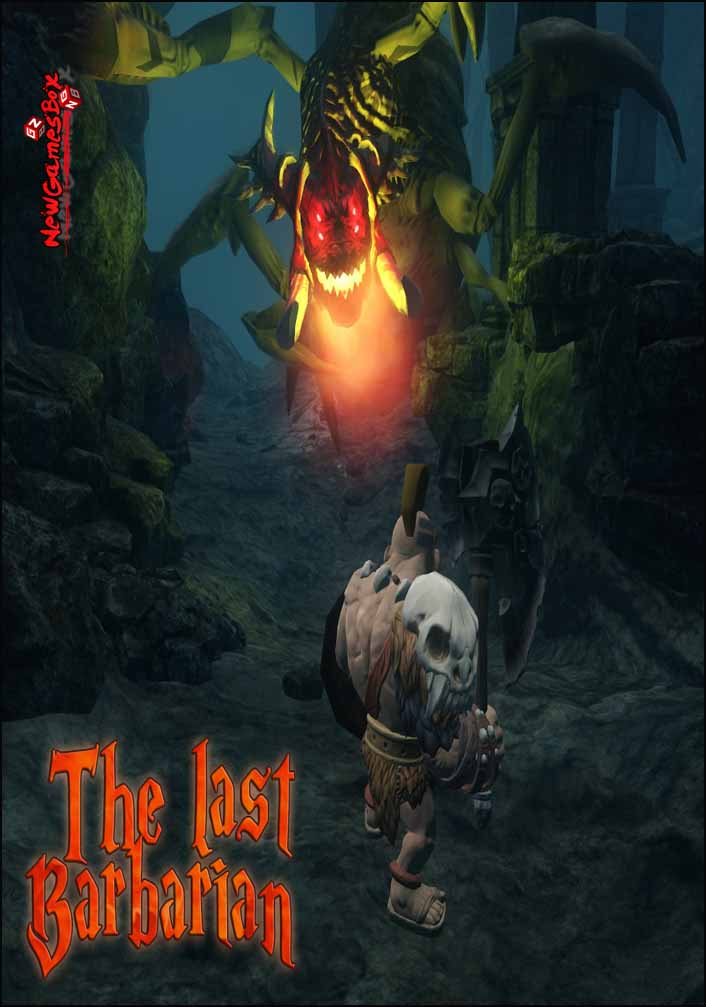 The Last Barbarian Free Download